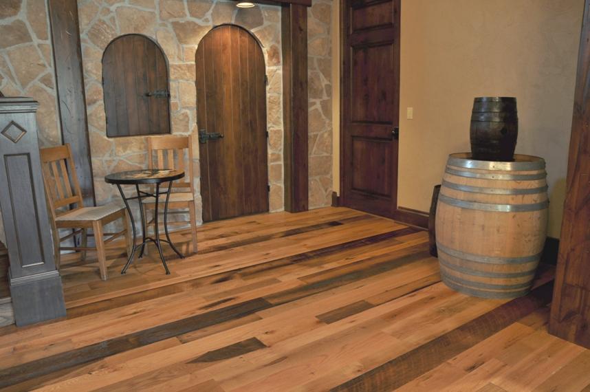Reclaimed Hardwood Floors