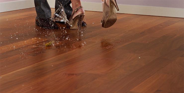 high heels hardwood floors