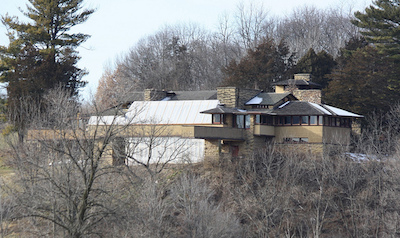 Frank Lloyd Wright - Taliesin