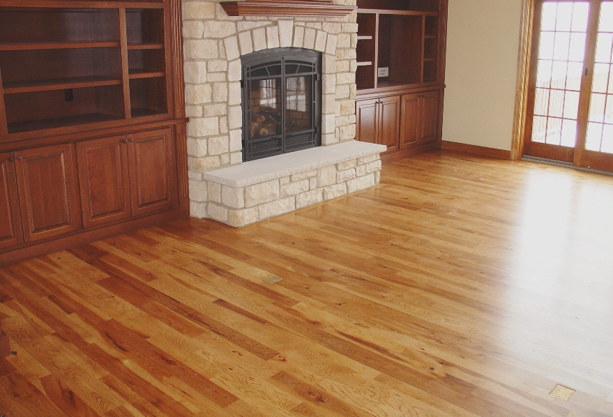 Hickory Rustic Light Stain Swedish 3