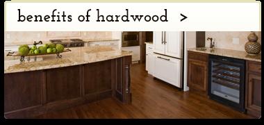 Benefits of Hardwood