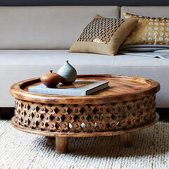 the perfect coffee table