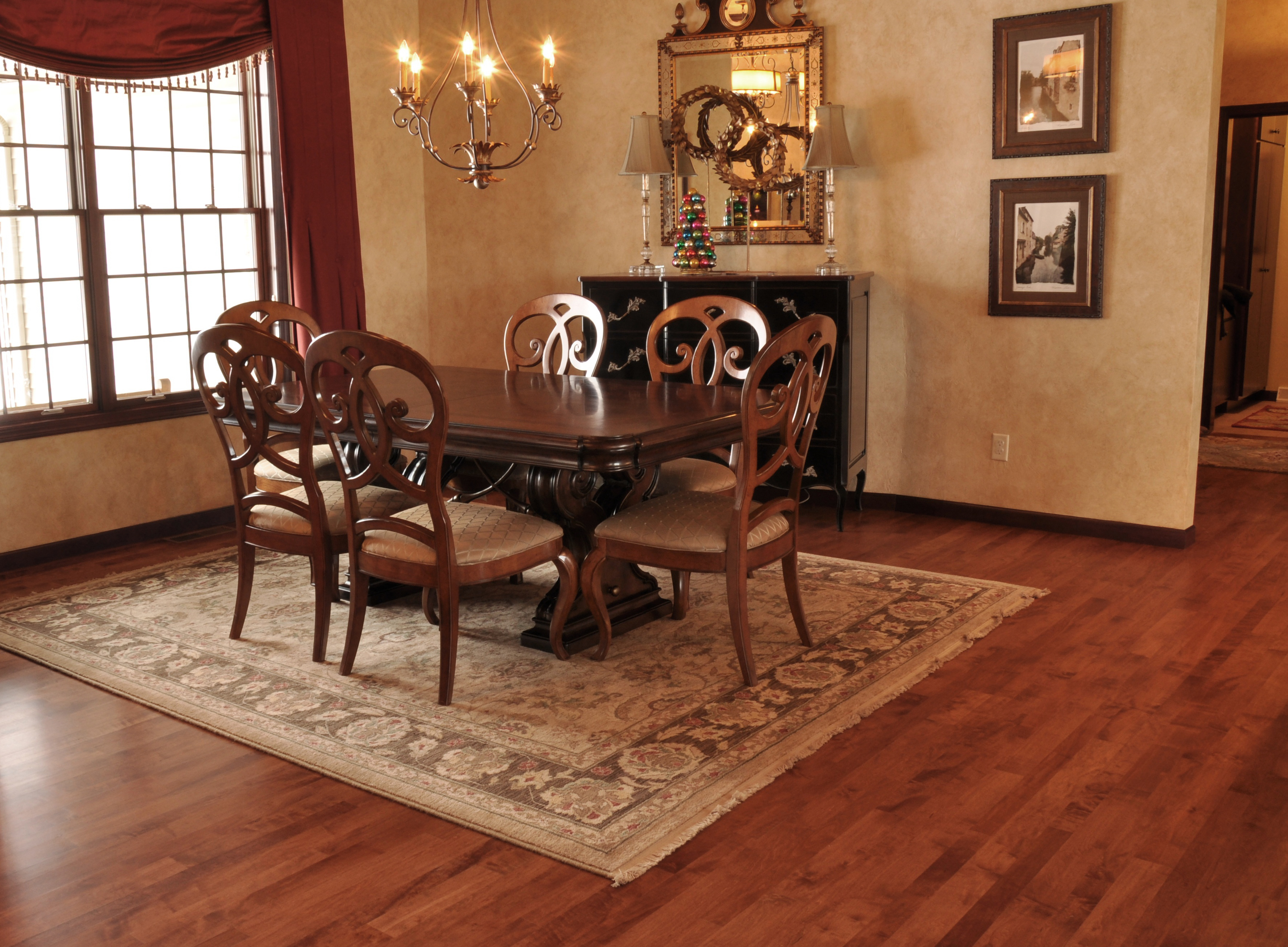 Charmant 5 Tips For Using Rugs On Hardwood Floors