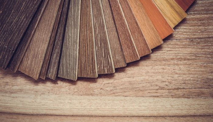 Visiting a high-quality hardwood floor company's showroom is the way to find what you want.