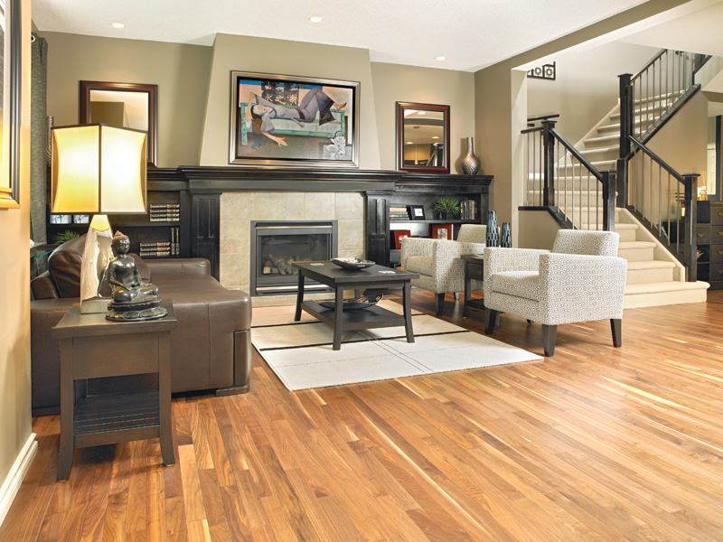 The best engineered hardwood flooring looks beautiful and performs great.