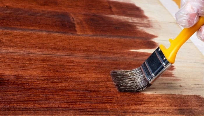 Site-finished hardwood flooring is ideal for homeowners with homeowners looking for a specific look.