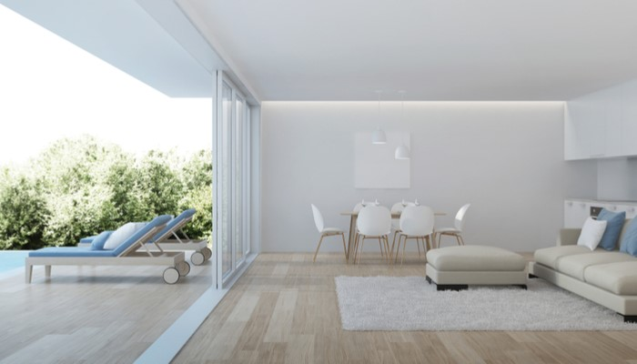 Cheaper flooring can be less cost-effective than higher-priced flooring.
