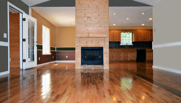 From low-luster to matte, the choice of sheen is an important decision in determining hardwood flooring's appearance.