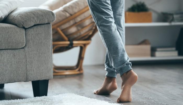 Will hardwood floors make you feel good?
