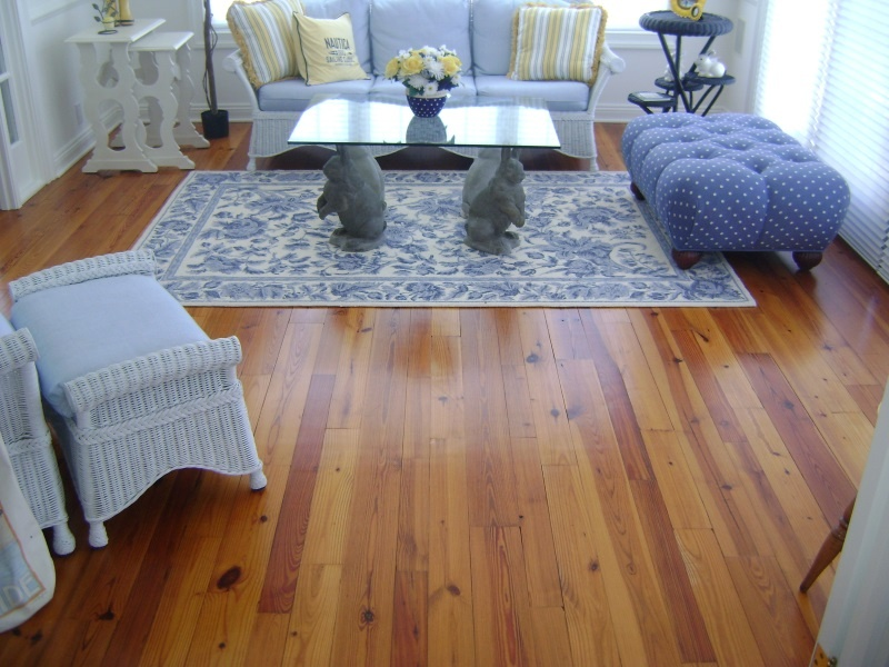 Antique Heart Pine Natural